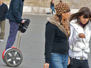 Milan Segway Tour Photos