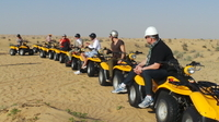 Self-Drive Desert Buggy or Quad Bike Experience with Transport from Dubai Photos
