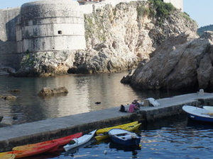 Dubrovnik Sea Kayak and Snorkeling Small-Group Tour Photos
