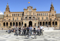 Seville Bike Tour Photos