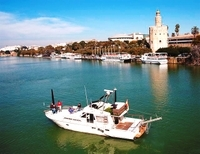 Seville Sightseeing Cruise by Yacht Including Lunch Photos