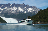 Seward Cruise with Dinner on Fox Island Photos