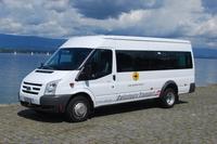 Shared Departure Transfer: Chamonix Hotels to Geneva Airport Photos