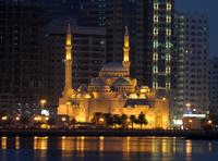 Sharjah Hop-On Hop-Off Night Tour Photos