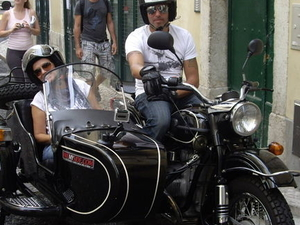 Private Tour: Best of Lisbon by Sidecar Photos