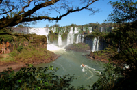 Sightseeing Cruise to Paraguay from Foz do Iguaçu Photos