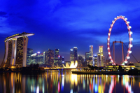 Singapore Hop-On Hop-Off Night Tour with Singapore River Cruise Photos