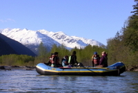 Skagway Shore Excursion: Scenic River Float Tour Photos
