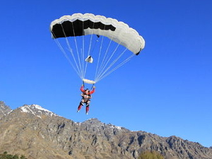 Skydive Queenstown Photos