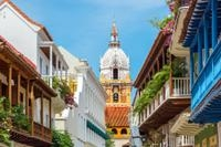 Small-Group City Sightseeing and Walking Tour in Cartagena Photos