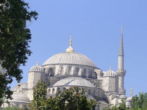 Small-Group Istanbul Walking Tour: Hagia Sophia Museum and the Blue Mosque Photos