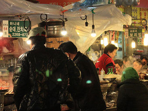 Small-Group Korean Night Food Tour Photos