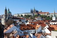 Small-Group Prague City Walking Tour Including Vltava River Cruise and Lunch Photos