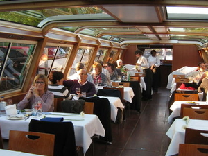 Amsterdam Canals Cruise with Dinner Cooked On Board Photos