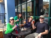 Sonoma County Brewery Bike Tour Photos
