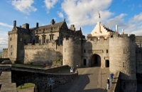 Stirling Castle Entrance Ticket Photos