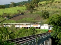 St Kitts Scenic Railway Tour Photos