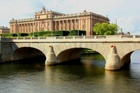 Stockholm Historical Canal Tour Photos