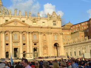 Papal Audience Tickets and Presentation Photos