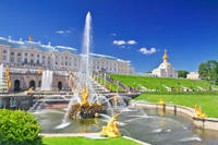 St Petersburg Shore Excursion: Small-Group Pushkin, Peterhof and Metro Station Tour Photos