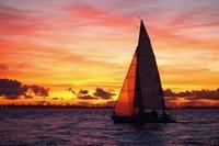 Sunset Sailing on Banderas Bay Photos