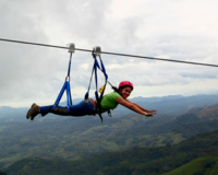 Superman Zipline Course at Adventure Park Costa Rica Photos