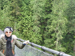 Vancouver North Shore Day Trip with Capilano Suspension Bridge and Grouse Mountain Photos
