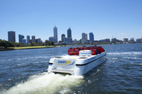 Swan River Jet Boat Ride  Photos