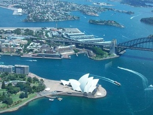 Sydney Harbour Tour by Helicopter Photos
