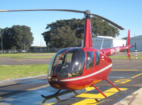Sydney Shore Excursion: Sydney Harbour Helicopter Tour