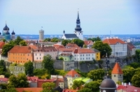 Tallinn Sightseeing Tour by Coach and Foot Photos