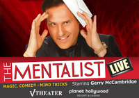 The Mentalist at Planet Hollywood Hotel and Casino Photos
