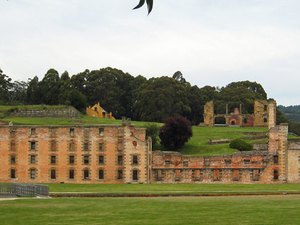 Grand Historical Port Arthur Walking Tour from Hobart Photos