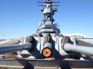 Battleship Iowa Museum Admission in Los Angeles  Photos