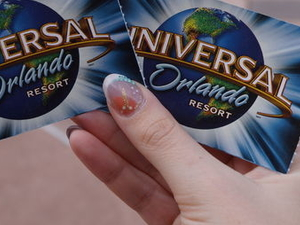 Universal Orlando 2-Park Bonus Ticket Photos