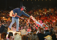 Ticket to Grand Ole Opry Radio Show with Transport Photos