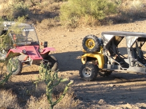 Sonoran Desert Tomcar Tour Photos