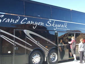 Grand Canyon West Rim Day Trip by Coach, Helicopter and Boat with Optional Skywalk Photos