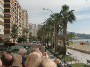Malaga City Hop-on Hop-off Tour Photos