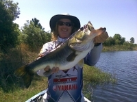 Trophy Bass Fishing Experience Photos