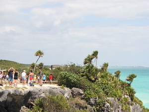 Tulum and Xel-Ha All Inclusive Day Trip from Cancun Photos