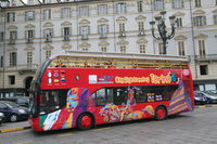Turin City Hop-on Hop-off Tour Photos