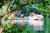 Turtle and Crocodile Eco Tour from Huatulco with Mangrove Boat Ride Photos