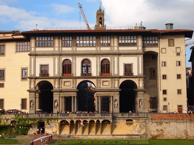 Italian Florence: Skip The Line: Florence Accademia And Uffizi Gallery Tour