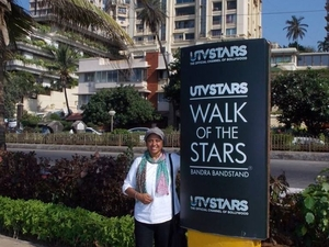 Bollywood in Mumbai: Walk of the Stars, Bollywood Movie and Rickshaw Ride Photos