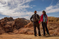 Valley of Fire Hiking Tour from Las Vegas Photos