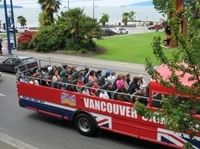 Vancouver City Hop-on Hop-off Tour Photos