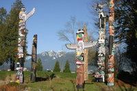 Vancouver City Walking Tour: Coal Harbour and Stanley Park  Photos
