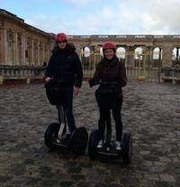 Versailles Gardens and City Segway Tour Photos
