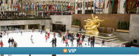 Viator VIP: Rockefeller Center Ice Skating and Dining Experience Photos